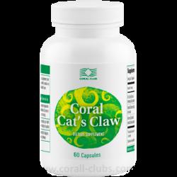Coral Katzenkralle / Coral Cat's Claw