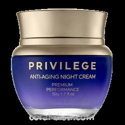 Privilege Крем за лице и вратот подмладена ноќ / Privilege Anti-Aging Night Cream