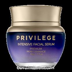 Privilege Серум за лице и врат со интензивна екстракт од кафе / Privilege Intensive Facial Serum