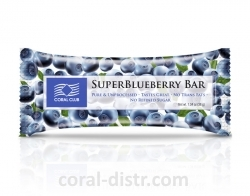 Batonchik SuperBlueberry Bar