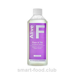 Alive F Die Mittel für Fußböden und Fliesen (500 ml)