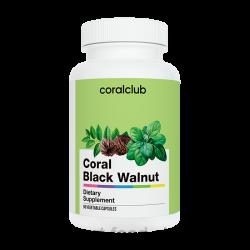 Coral Black Walnut (90 capsules)