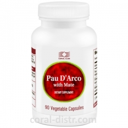 Pau D`Arco with Mate