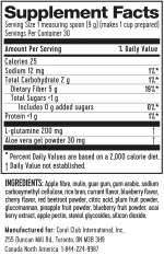 Дейли Делишес Хай-Файбер со вкусом асаи и черники / Daily Delicious Hi-Fiber Acai & Blueberry