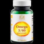 Омега 3/60 (30 капсул) / Omega 3/60 (30 capsules)