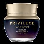 Privilege Скраб для обличчя / Privilege Facial Scrub